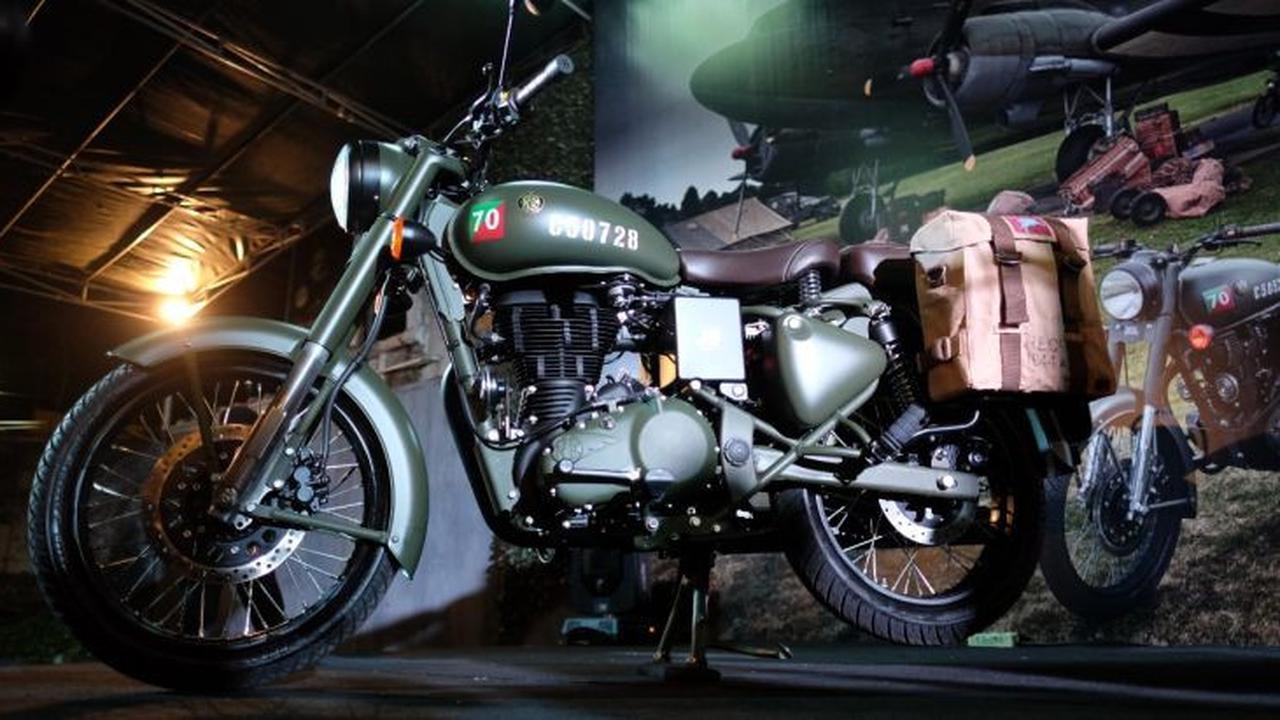 motor klasik royal
