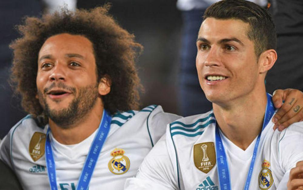 Marcelo-dan-Cristiano-Ronaldo