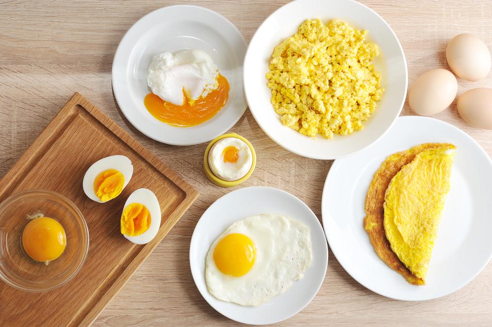 sering konsumsi telur yang sangat tidak baik