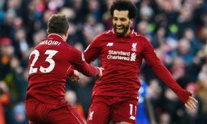 Liverpool Kembali Ke Puncak Setelah Libas Huddersfield Town