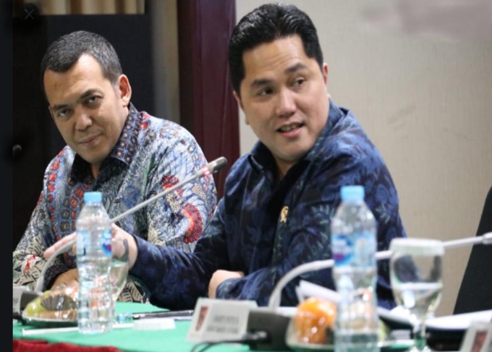 Erick Thohir Akan Rombak Lagi Direksi Bank BUMN