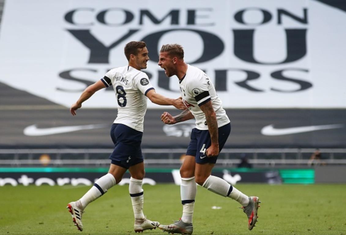 Tottenham vs Arsenal, Alderweireld Angguk Sebagai Pemenang Derby London Utara
