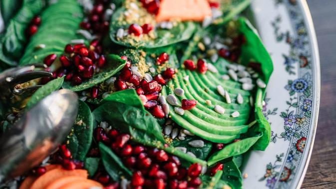 sayuran yang membuat nafsu makan yan berkurang