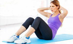 Rajin Olahraga Sit Up