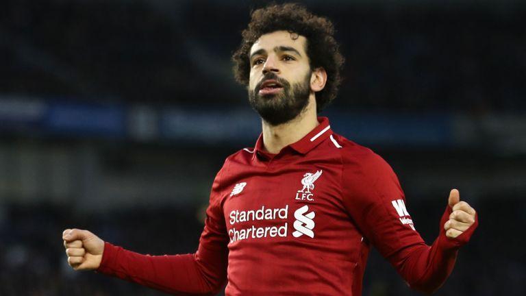 Gol Cantik Mohamed Salah Bungkam Chelsea