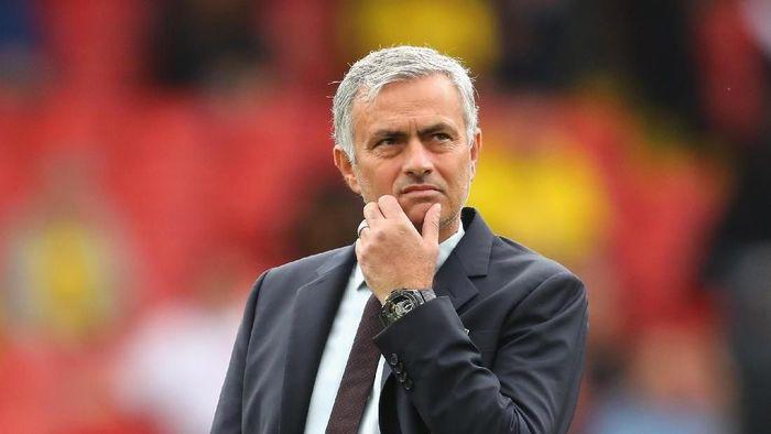 Mourinho Ditawari Kontrak Oleh AS Roma