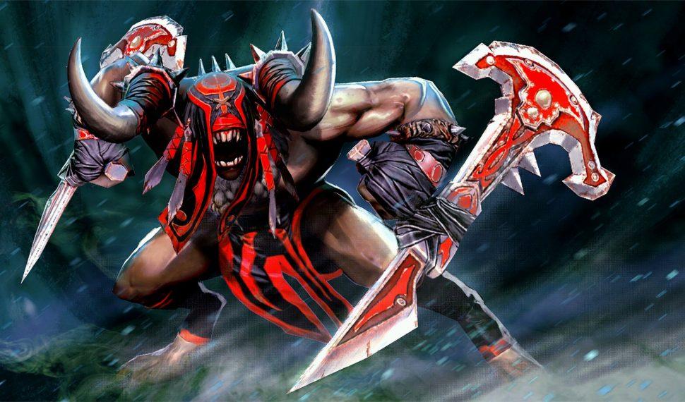 Bloodseeker Si Haus Darah Dalam Game DOTA 2