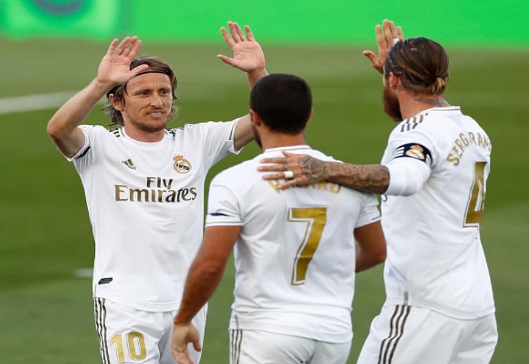 Real Madrid vs Eibar, Host Tuan Rumah Untuk Menang Mudah
